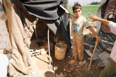 Syrian refugees in Lebanon - Sam Tarling